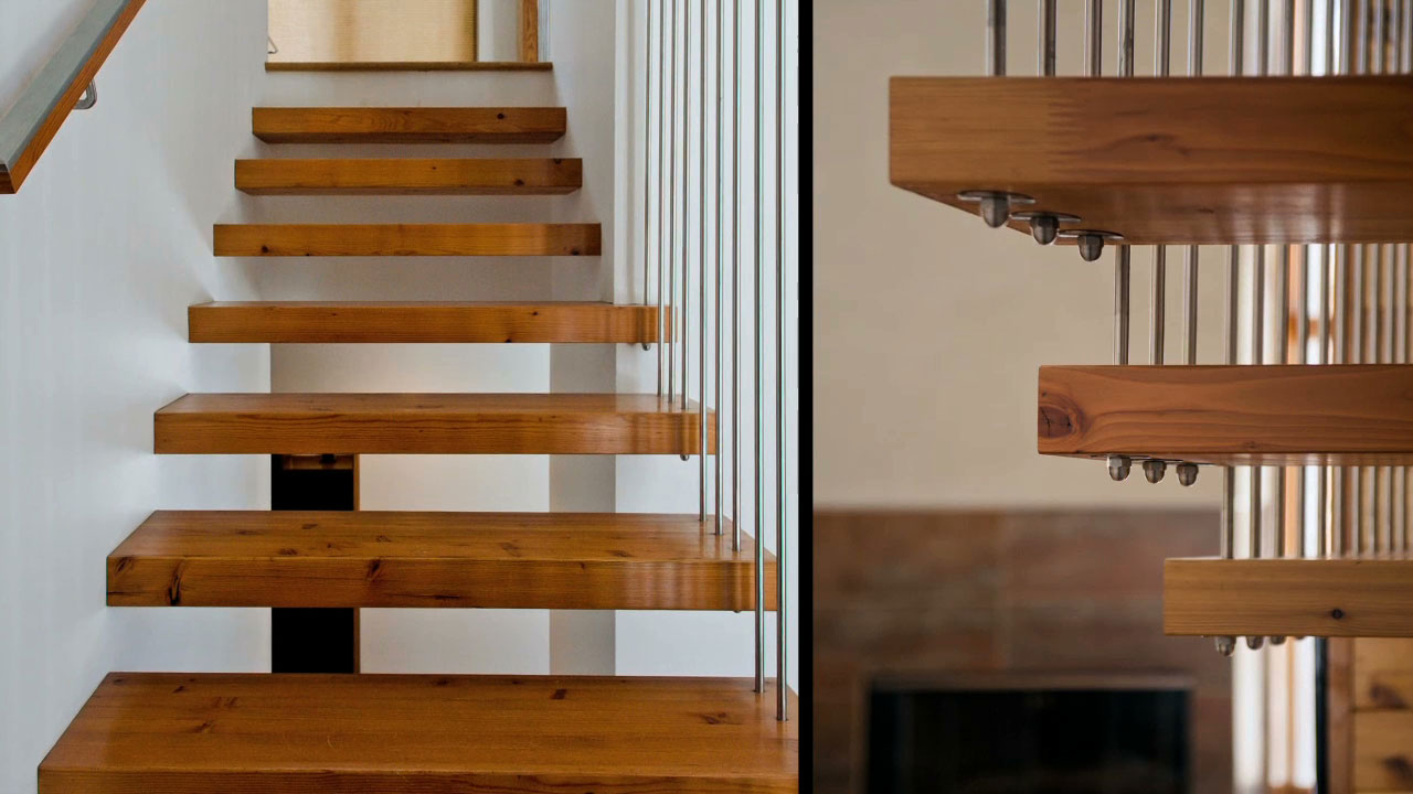 Steve Morris Designs Staircases & More