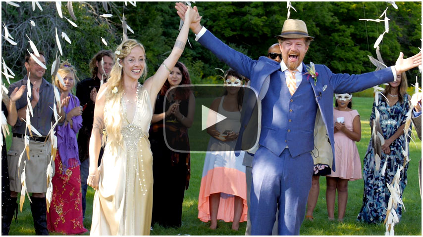 Jess and Sean´s Wedding Movie